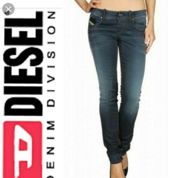 b23ac938 Diesel Denim - Women's Diesel Grupee skinny jeans size 25